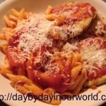 Eggplant Parmesan, Great Meatless Italian Dish