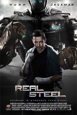 Real Steel ~ Violent Film or a Relationship Movie?