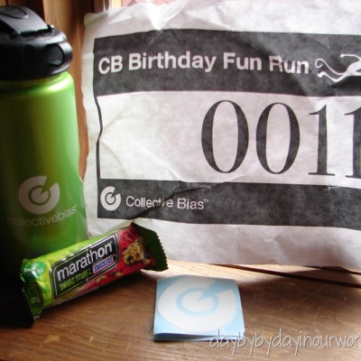 We joined the Birthday Celebration for Collective Bias today! #cbias #CBdayRun