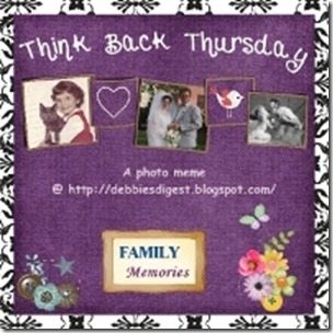 Think Back Thursday ~ Water