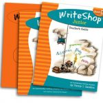 Write Shop Junior, Book D