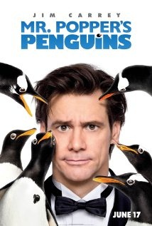 Mr. Poppers Penguins, the 2011 version with Jim Carrey