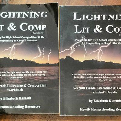 Hewitt Homeschooling's Lightning Literature 7th Grade