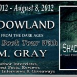 Shadowland for Kindle, ends 8/9