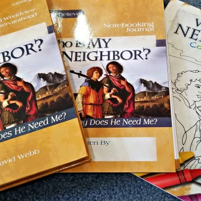 Who is My Neighbor? by Apologia: Teach Biblical Servanthood