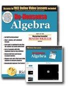 Math Essentials: No-Nonsense Algebra and Geometry