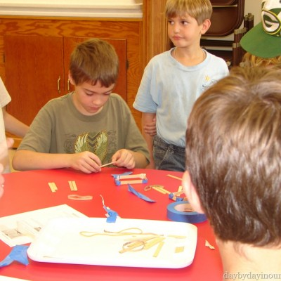 Learning with Other Homeschoolers