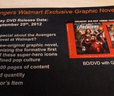 Preorder The Avengers for a Chance to Win Premiere Tickets #MarvelAvengersWMT #CBias #SocialFabric