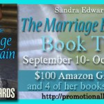 The Marriage Bargain Book Tour, ends 10/19