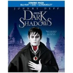 Dark Shadows with Johnny Depp on BluRay, ends 10/12/12