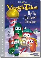 Enjoying Advent and Christmas with Veggie Tales