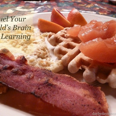 Fuel Your Child's Brain for Learning #JennieO4kids #MobilizingMillions #CBIAS