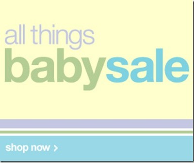 Time for the @Sears All Things #Baby Sale