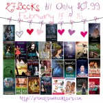 Valentine's Day Kindle Book 99 cent Promotion
