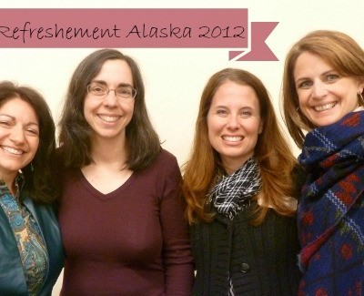 Apologia's Real Refreshment Retreat in Alaska ~ Respite for the Homeschooling Mother