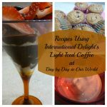 Coffee Infused Recipes Using International Delight Light Iced Coffee