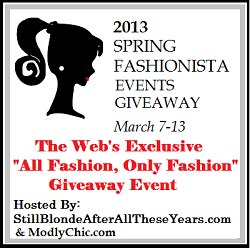 Spring Fashionista 2013 Lookbook is Here!