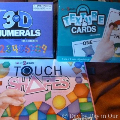Learning Basic Math for the Preschool Years with TouchMath