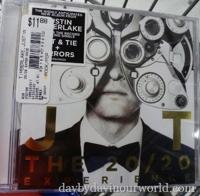 Finding Your Groove with The 20/20 Experience by Justin Timberlake, #CBIAS #JT2020