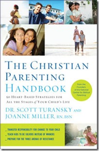 The Christian Parenting Handbook ~ Helping You Tackle Challenges Biblically