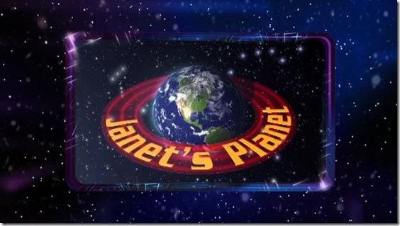 Janets Planet Logo