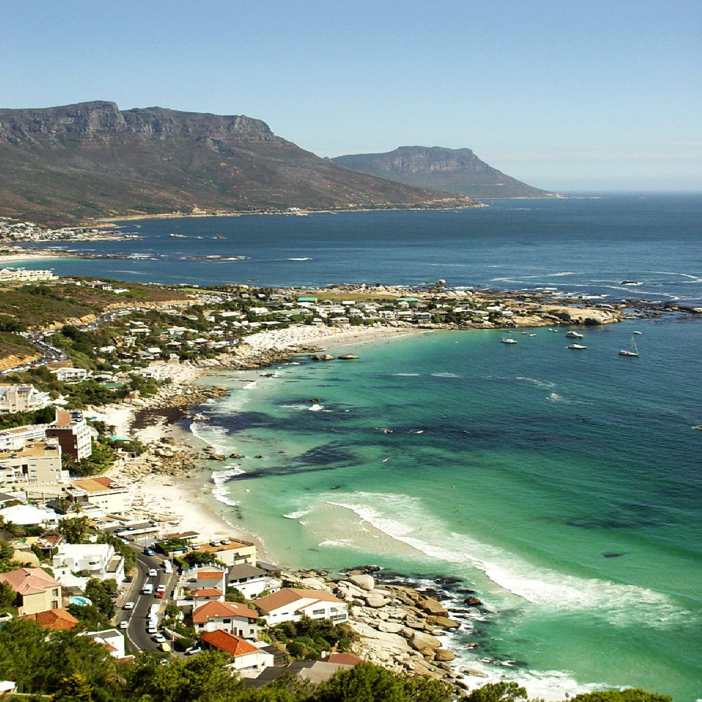 Clifton cape town south africa