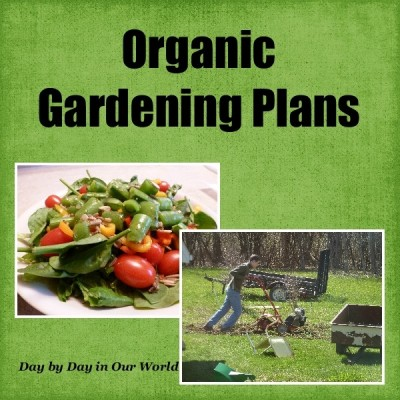 My Organic Gardening Plans with Home Depot #DigIn #Ad