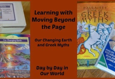 Moving Beyond the Page ~ A Learning Option for Homeschoolers