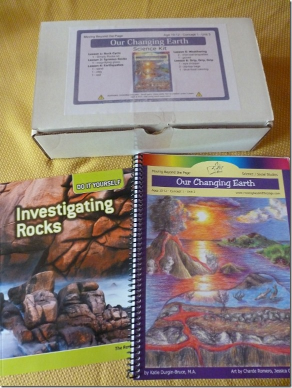 Moving Beyond the Page Our Changing Earth Kit