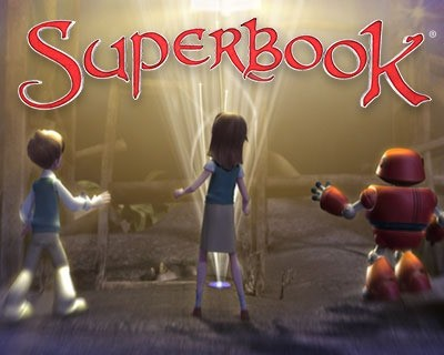 Superbook, Christian Stories for Kids, Coming to ABC Family in July #Superbook #Sponsored