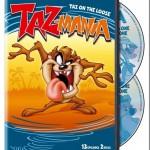 TAZ-MANIA: TAZ ON THE LOOSE SEASON 1 PART 1