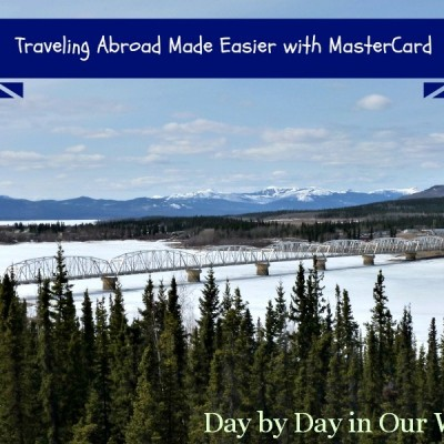 Traveling Abroad Made Easier with MasterCard #AcceptanceMatters #MC