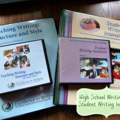 High School Writing with Student Writing Intensive