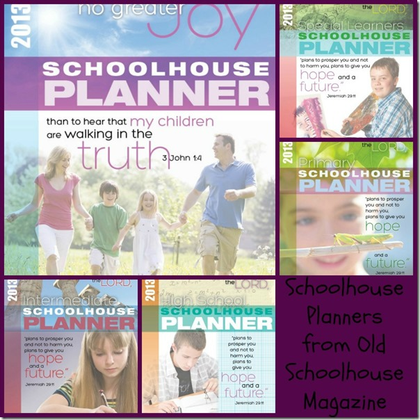 Schoolhouse Planners