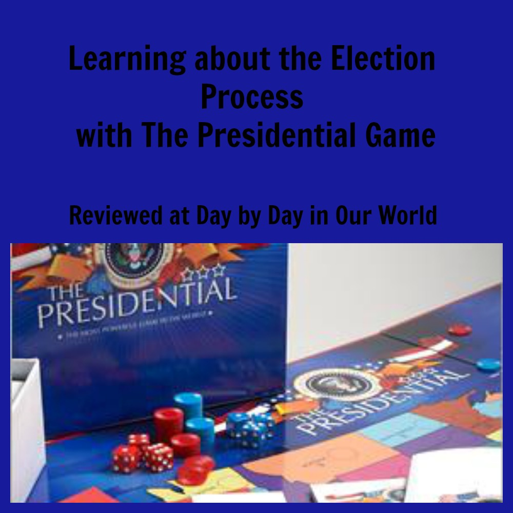 Learning about the Election Process Presidential Game Review