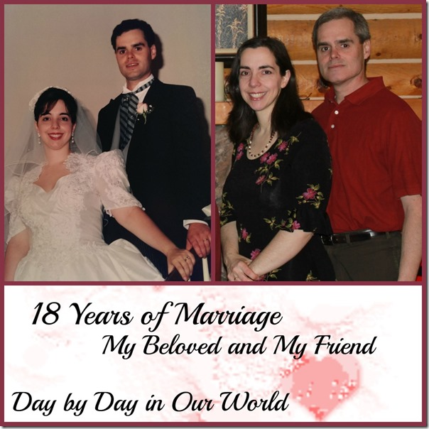 18 Years of Marriage