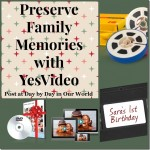Preserve Your Family Memories with YesVideo #RememberWhen
