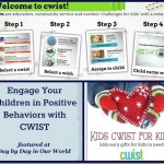 Engage Your Children in Positive Behaviors with CWIST #MC #sponsored