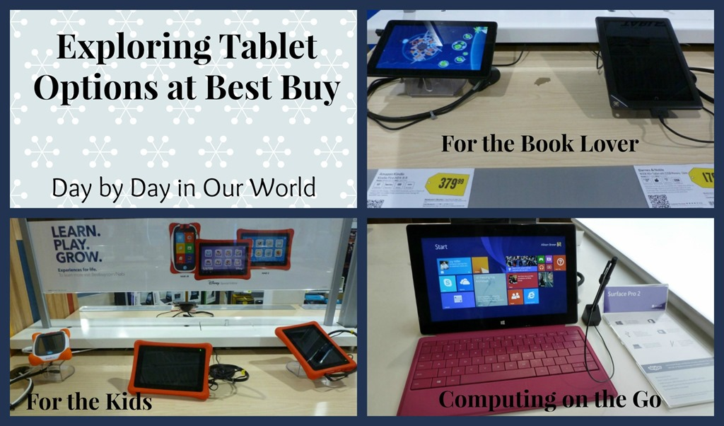Best storage options tablet