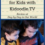 Fun and Safe Shows for Kids with Kidoodle.TV #Sponsored #MC