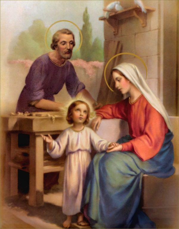 Remembering the Holy Family During the Christmas Season