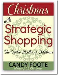 Christmas with Strategic Shopping