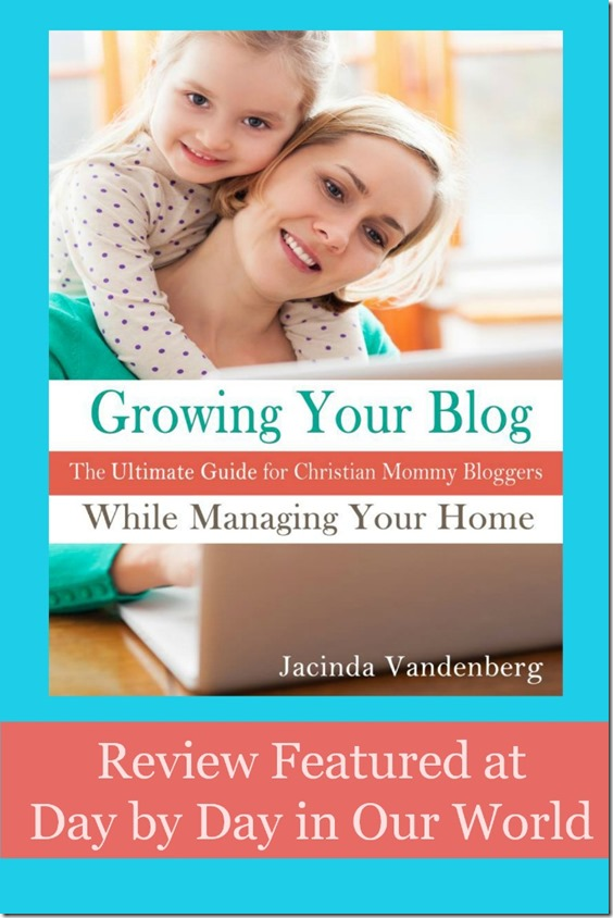 Growing Your Blog While Managing Your Home ‪#‎growyourblog‬ #giveaway