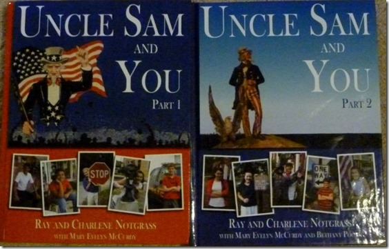 Uncle Sam & You, civics for middle school grades from Notgrass