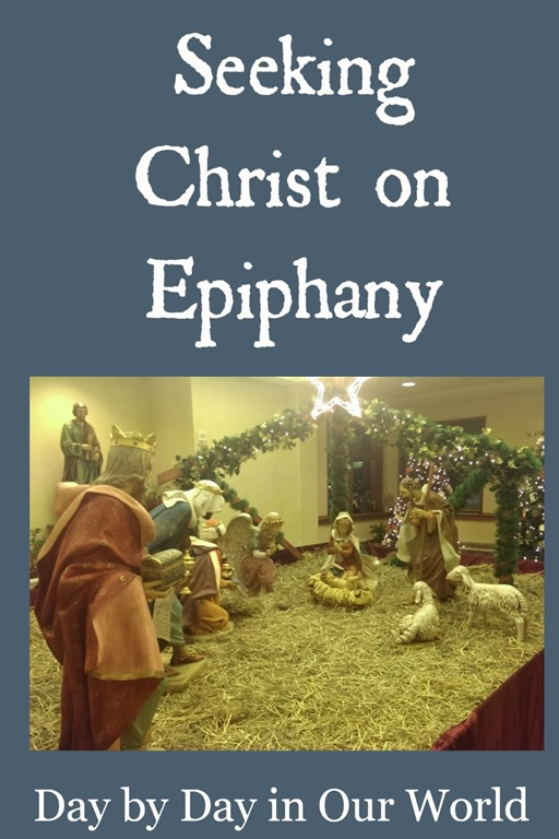 Seeking Christ on Epiphany