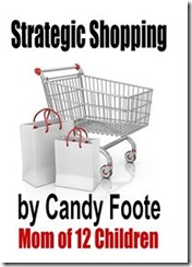 Strategic Shopping with Candy Foote