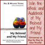 Win a Copy of My Beloved and My Friend #giveaway ends 2/15