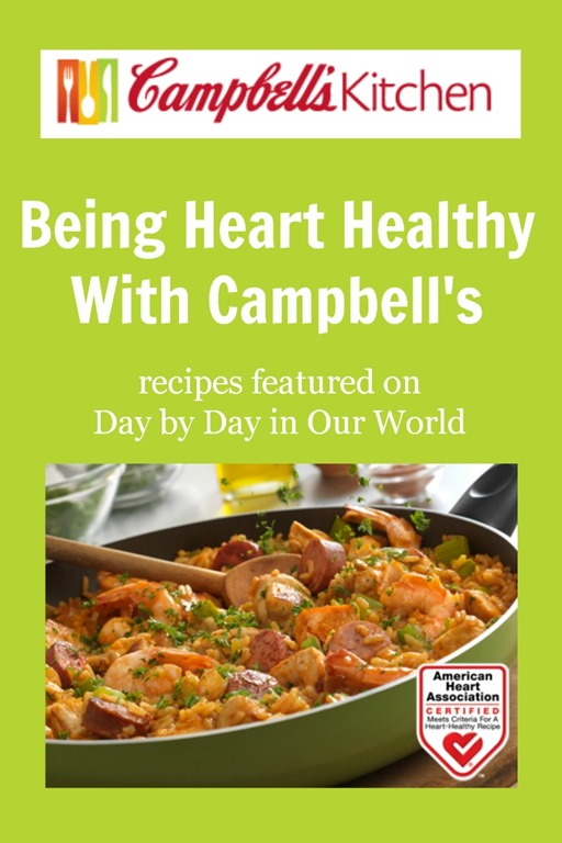 Being Heart Healthy With Campbell's