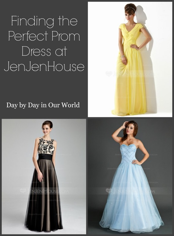 Finding the Perfect Prom Dress at JenJenHouse