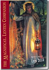 Magnificat in english Lenten companion